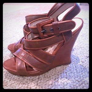 Alexandre Birman Wedge Sandals